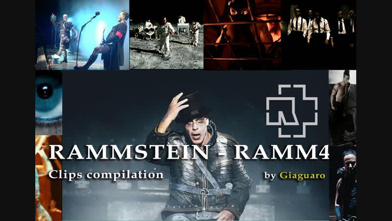 Rammstein Ramm4 Clips compilation Rus sub HD 1080