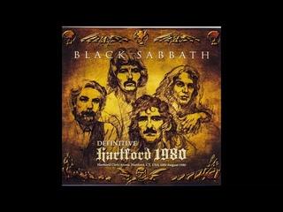 Black Sabbath - Hartford 10-08-1980