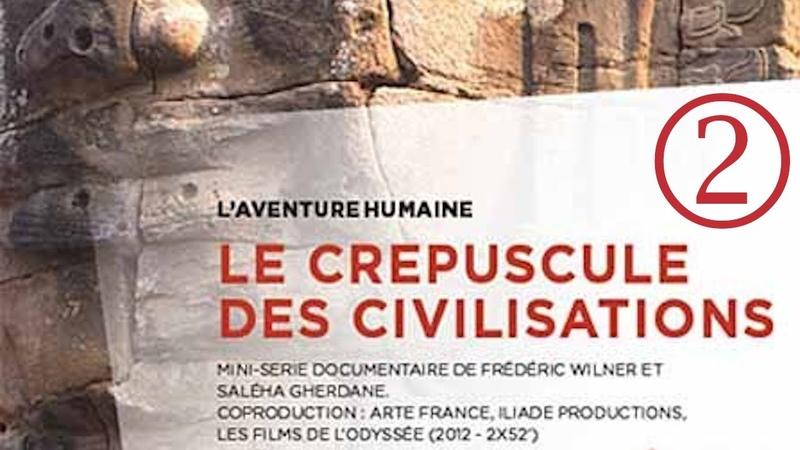 Закат цивилизаций Le crépuscule des civilisations 2012 Ангкор забытая столица Эпизод 2