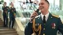 В Новосибирске военнослужащие и сотрудники Росгвардии провели флеш моб к 8 марта