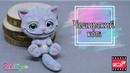 Мастер-класс: Чеширский кот из полимерной глины FIMO/polymer clay tutorial