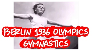 Berlin 1936 Olympics Gymnastics