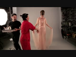Fendi Couture - Fall-Winter 2018-2019 Backstage