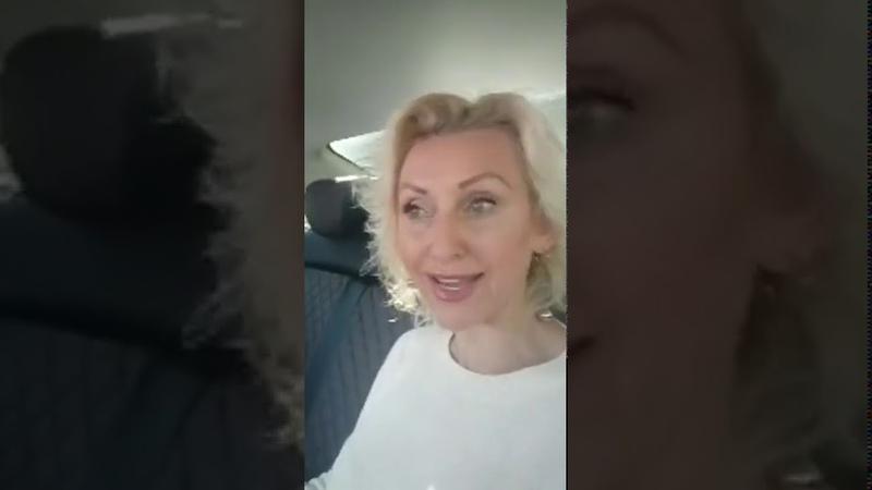 Светлана Вислобокова сбежала с дурдома