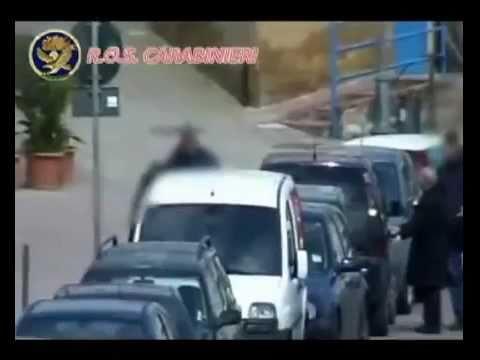 Palermo - Operazione Apice - Arresto di Gaetano Riina fratello di Totò