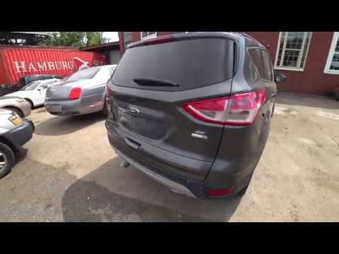 Авто из США FORD ESCAPE 2016 Аукцион Copart