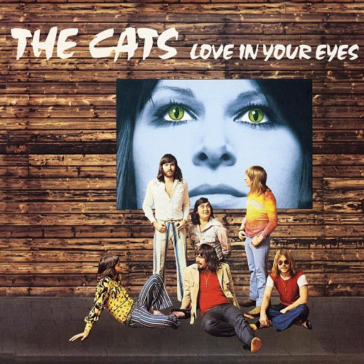 The CATS альбом Love In Your Eyes