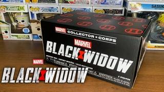 Чёрная вдова от Marvel Collector Corps