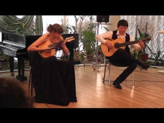 "Raiz Latina Duo - ""Zita by Astor Piazzolla"""