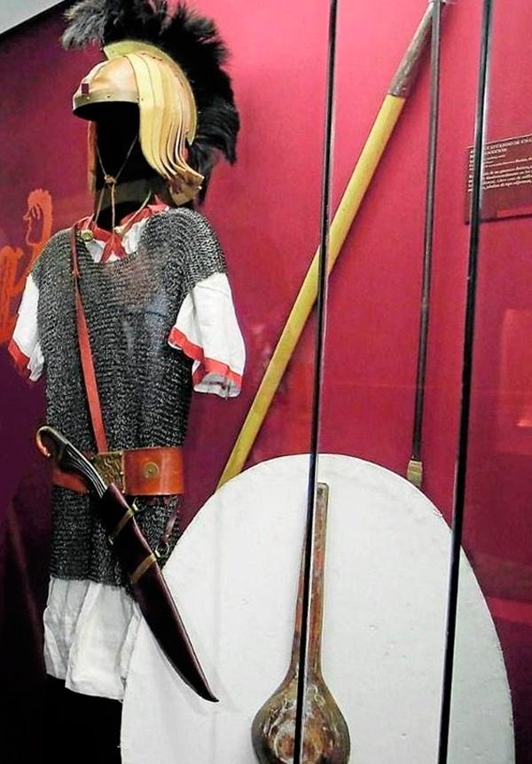 Вооружение кельтиберов
