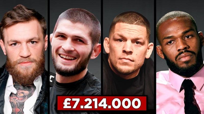 Порье договорился о бое с Макгрегором Выплаты 4м лучшим бойцам UFC