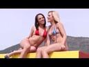 Alexis Texas Kristina Rose bikini twerk