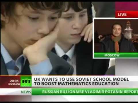 Самые современные и престижные школы Англии полностью перешли на советскую систему образования