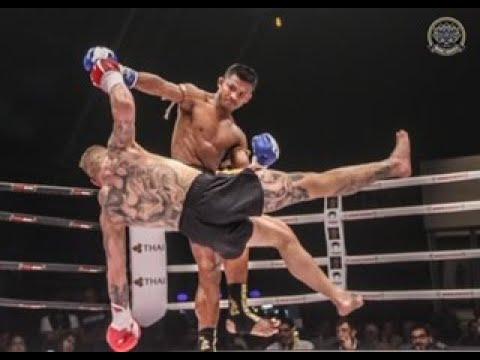 Buakaw Banchamek vs Jonay Risco   Fight of The Week   Enfusion 63, Abu Dhabi, UAE 09.03.2018