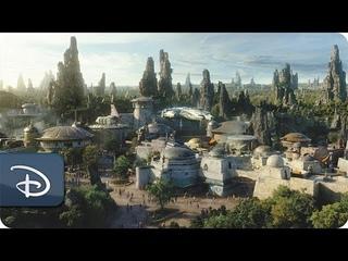 Star Wars: Galaxys Edge | Behind the Scenes at Disneyland Resort and Walt Disney World Resort