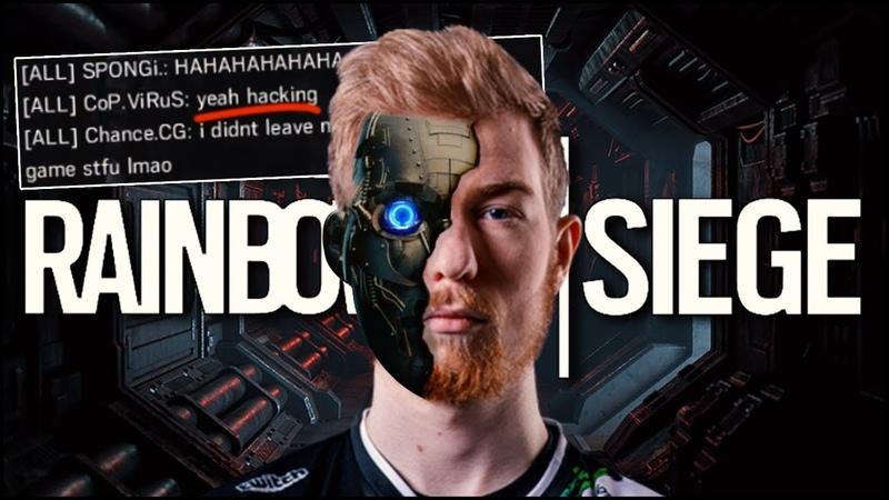 ACCUSED OF HACKING! | Rainbow Six Siege