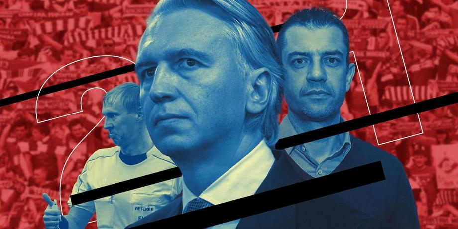 Чемпионат «Зенита» по футболу: зачем РФС убивает самый популярный спорт в России