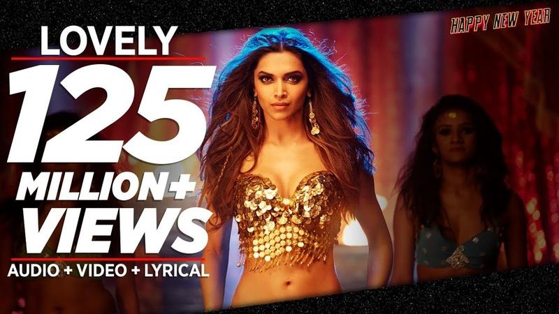 OFFICIAL 'Lovely' FULL VIDEO Song Shah Rukh Khan Deepika Padukone Kanika Kapoor