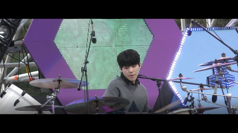 191019 Grand Mint Festival DAY6 'Best Part' Dowoon focus 도운직캠