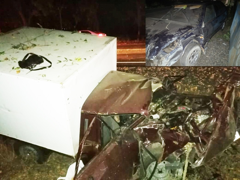 Два водителя пострадали на дорогах КЧР