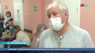 От COVID-19 в Волгограде себя защитил экипаж теплохода «Александр Невский»