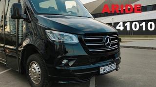 Задняя пневмоподвеска Mercedes-Benz W906 / W907 ✘ Видео инструкция по установке