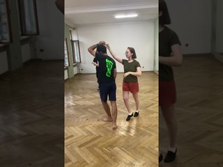Экзамен Pé Descalço Катя Гусева и Елена Ярополова на белый уровень