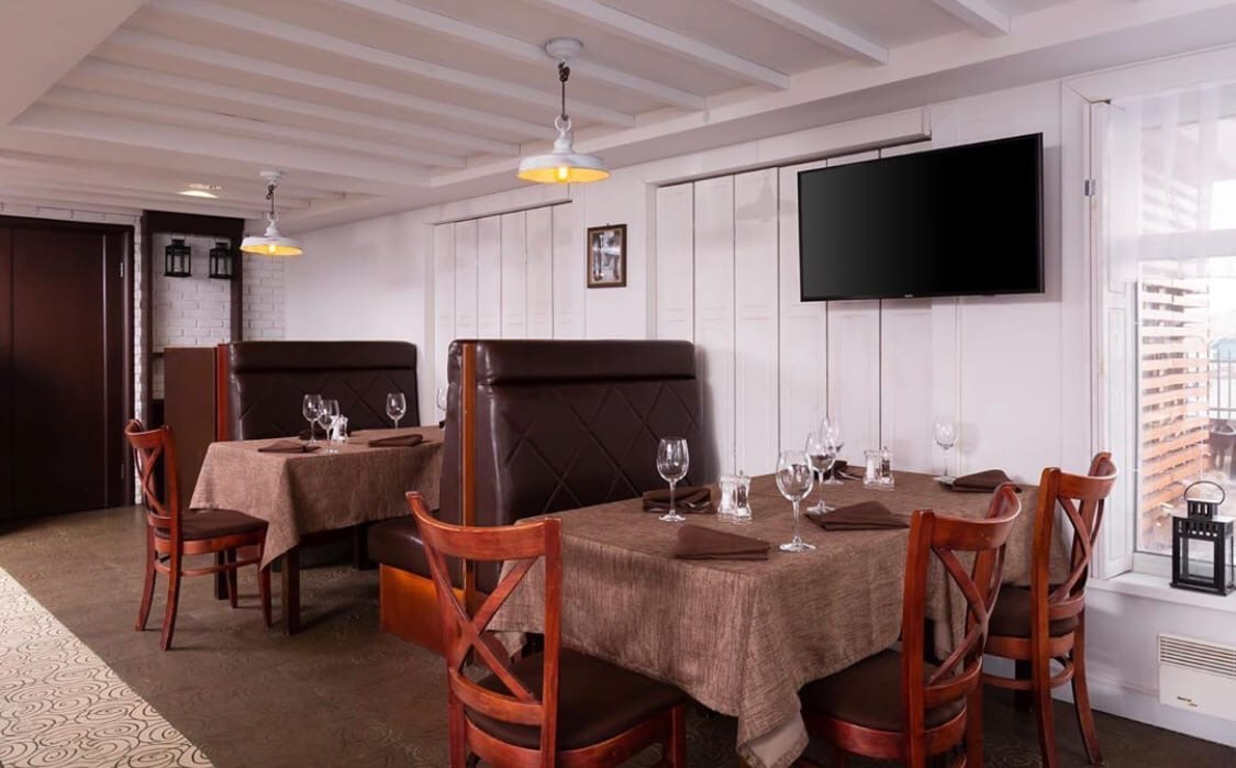 Ресторан, банкетный зал «The Terrace» - Вконтакте