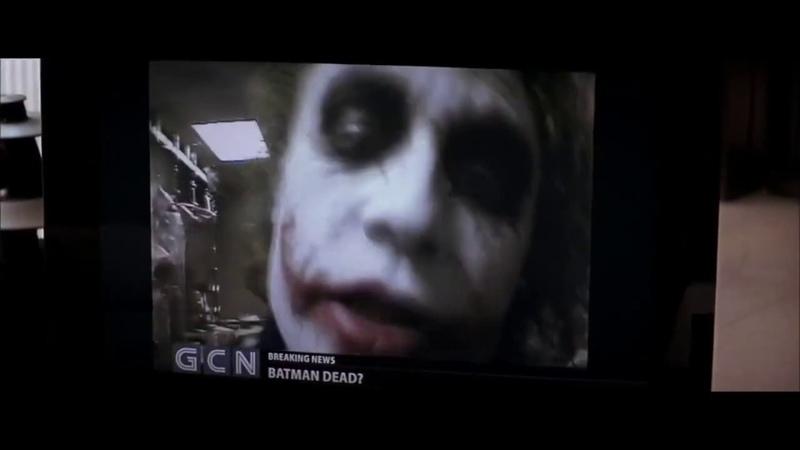 Без маски без перчатки не выходить Джокер