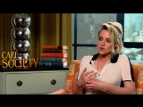 BBC  Talking Movies - Kristen- Trust me I could be super girly and lady like and sweet