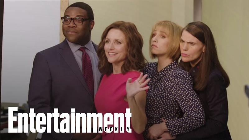 The 'Veep' Cast Reflects On The Final Season Cover Shoot Entertainment Weekly