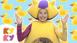 КРЯ-КРЯ ПРЯТКИ - Кукутики - Весёлая песенка игра про животных Новинки 2020