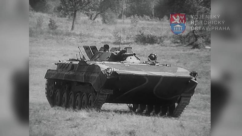 ČaBT Motostřelci 1978