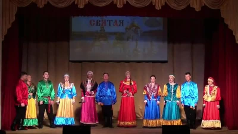 Эх Земля ты матушка Россия.mp4