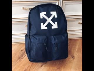 Levinastore|рюкзаки «off-white»