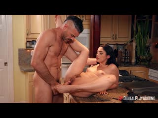 Vanessa Sky - Falling From Grace. Part 3 [All Sex, Hardcore, Blowjob, Anal]