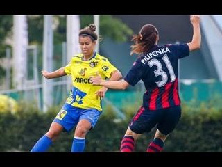 ТМ (женщины) ФК Минск - Санкт-Пёльтен (Австрия) 4-0