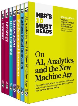 HBR's 10 Must Reads on Technology