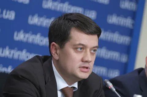 Разумков сказал, что невозможно провести выборы в ОРДЛО
