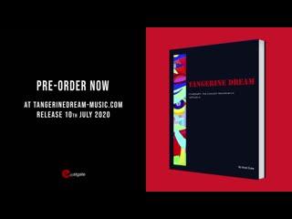 Book Trailer- Tangerine Dream - Itinerary- The Concert Memorabilia 1970-2014 by Brad Duke