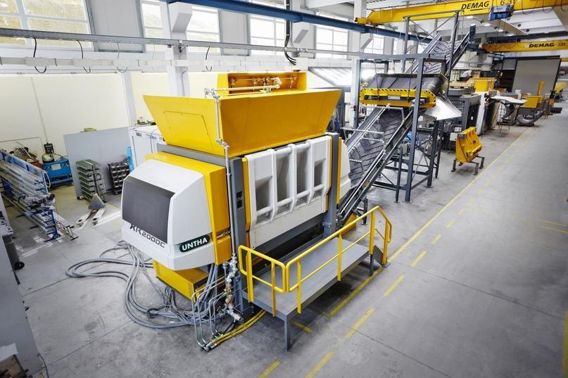Производство RDF/SRF топлива, изображение №4