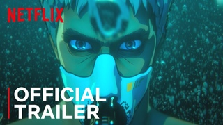 Altered Carbon: Resleeved   Official Trailer   Netflix