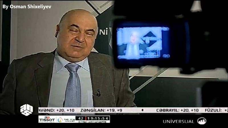 Cingiz Abdullayev ile musahibe universual