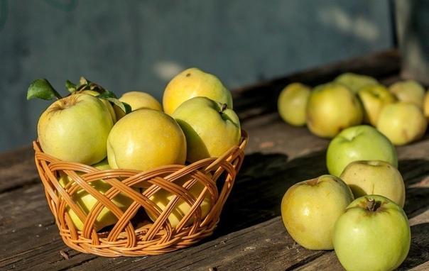 Яблоки мочёные. Простой и вкусный рецепт.