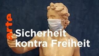 Corona: Deutsche, Franzosen und Schweden in der Krise | Doku | ARTE