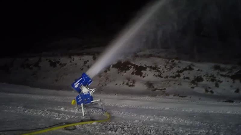 На Эльбрусе снега нет Делают сами