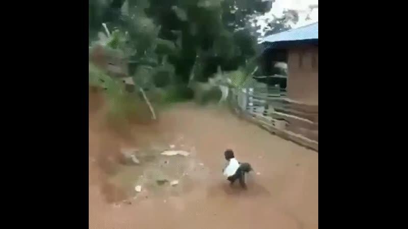 Адское видео
