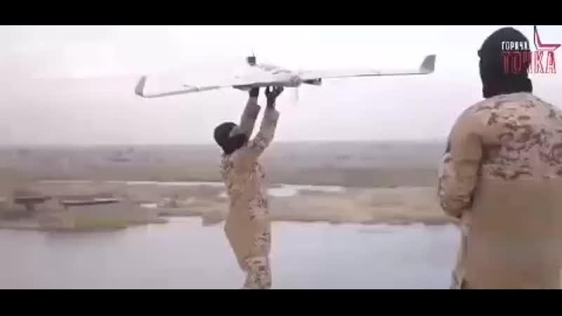 Дроны со взрывчаткой боевиков ИГ бомбят иракскую армию в Мосуле Горячая Точка