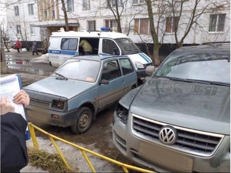 В Ярославле задержаны похитители фар