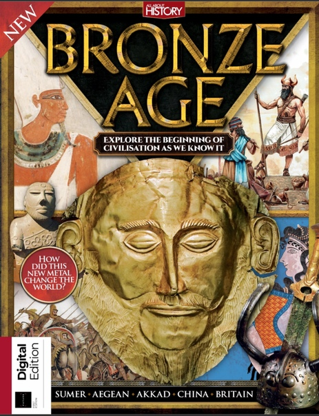 All About History - Bronze Age, First Edition 2019